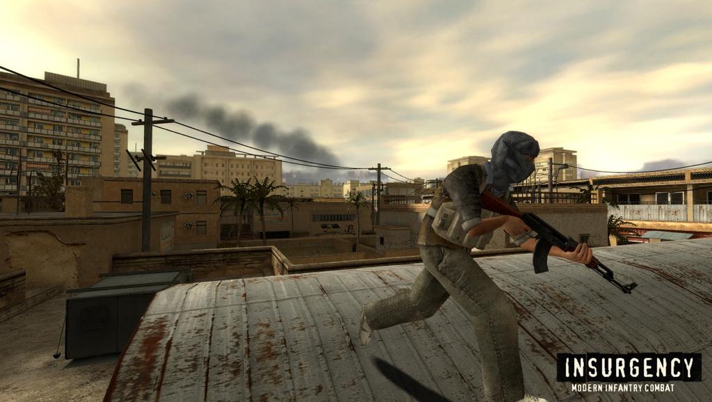 CS gå Deathmatch matchmaking