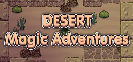 Desert Magic Adventures cover art
