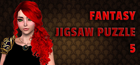 Fantasy Jigsaw Puzzle 5 cover art