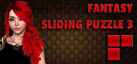 Fantasy Sliding Puzzle 3 cover art