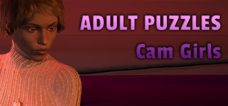 Adult Puzzles - CamGirls cover art