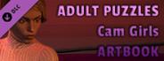 Adult Puzzles - CamGirls ArtBook