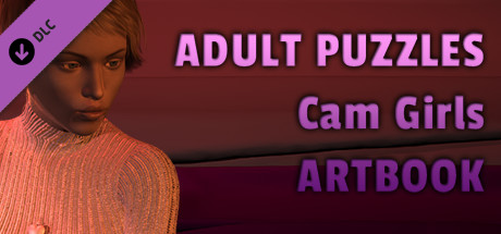 Adult Puzzles - CamGirls ArtBook cover art