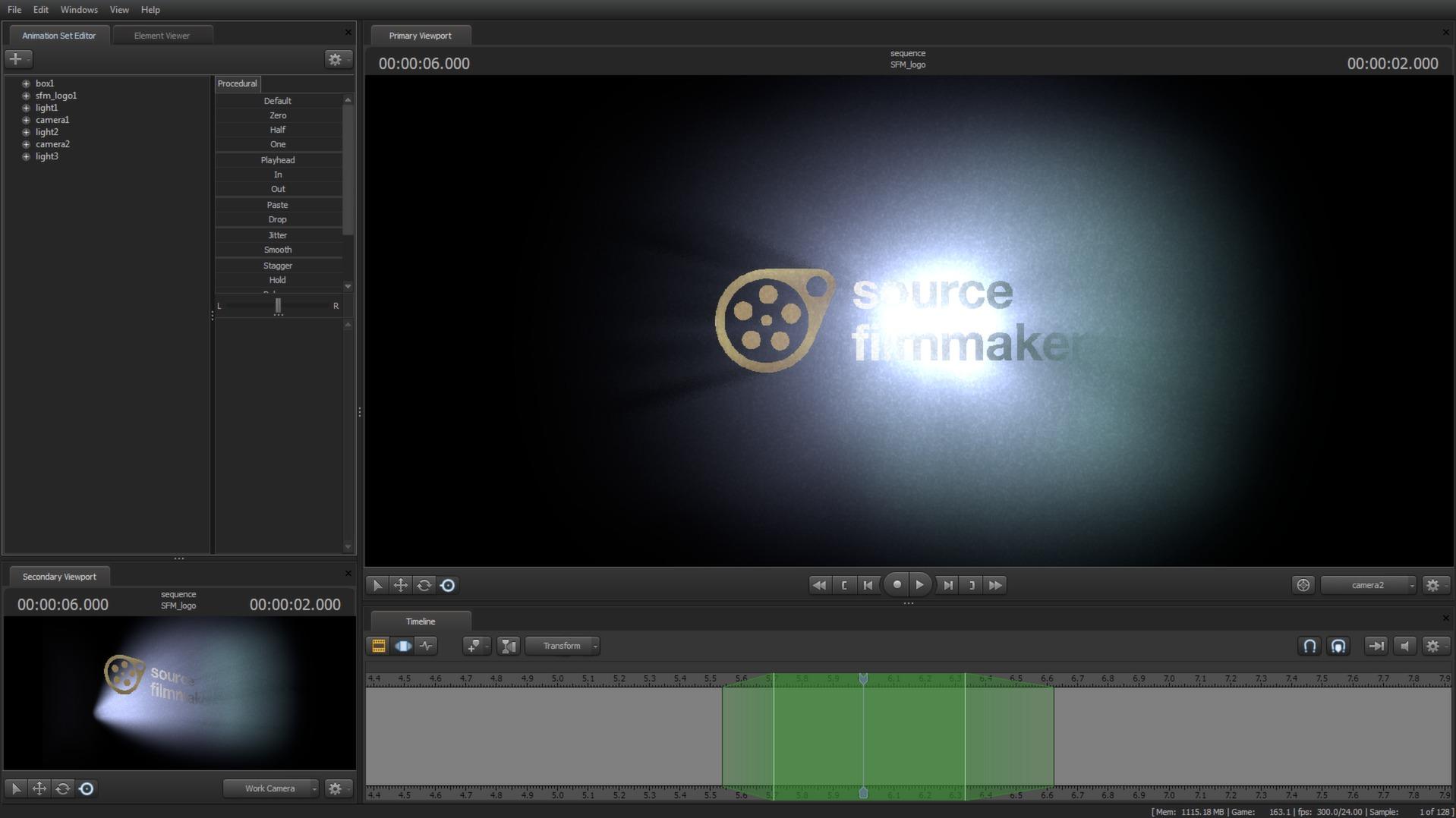 Source Filmmaker on Steam