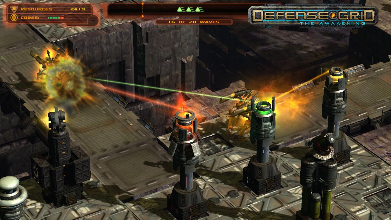 Defense Grid: The Awakening su Steam