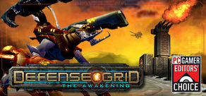 Defense Grid: The Awakening cover art