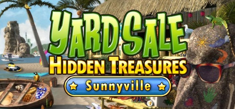 Yard Sale Hidden Treasures Sunnyville