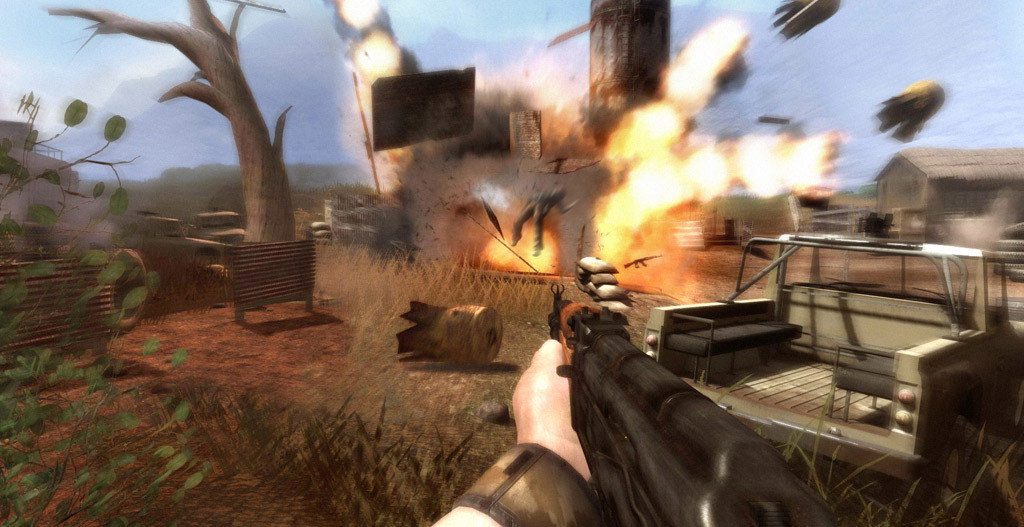 Far Cry 2: Fortune's Edition - Download - Free GoG PC Games