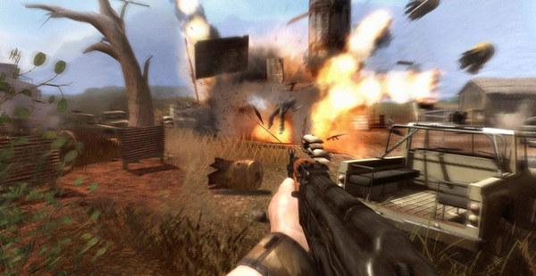 скриншот Far Cry 2: Fortune's Edition 3