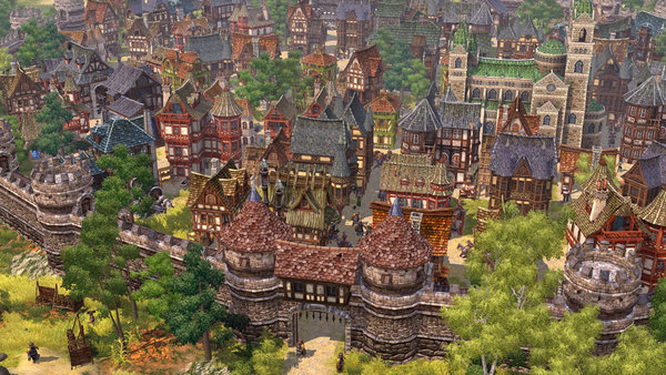 скриншот The Settlers: Rise Of An Empire Gold Edition 2