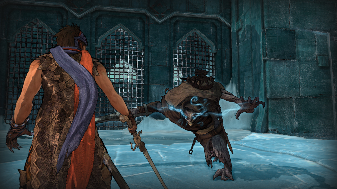 Prince of Persia (2008) screenshot 2