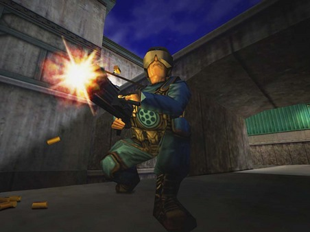 Team Fortress Classic Screenshot