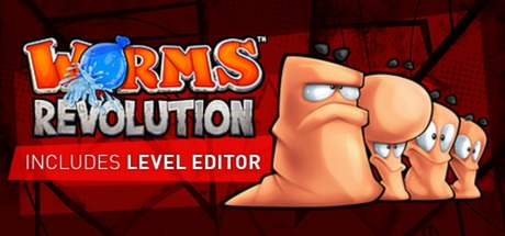 Game Banner Worms Revolution