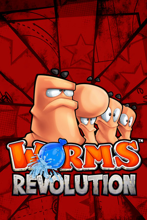 Worms Revolution poster image on Steam Backlog