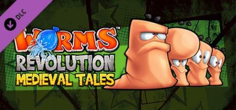 Worms Revolution: Medieval Tales DLC