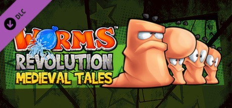 Worms Revolution: Medieval Tales DLC