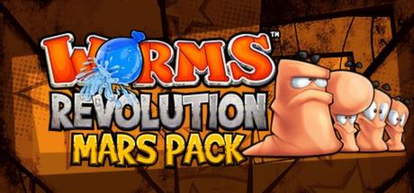 Купить Worms Revolution - Mars Pack (DLC)