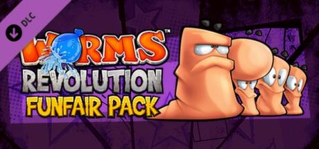 Купить Worms Revolution: Funfair DLC