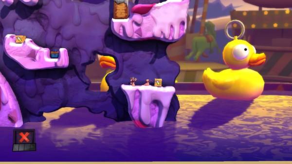 Worms Revolution: Funfair DLC