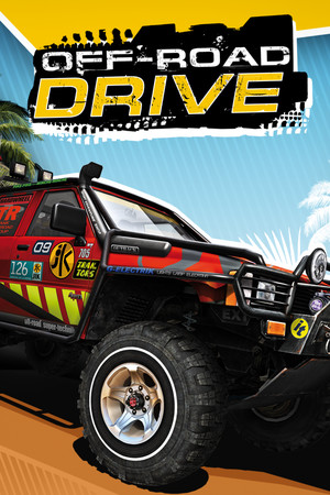 Off-Road Drive poster image on Steam Backlog