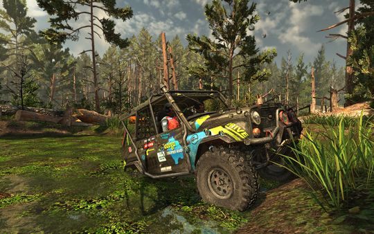 скриншот Off-Road Drive 0