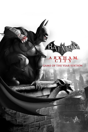 Batman: Arkham City - Game of the Year Edition poster image on Steam Backlog