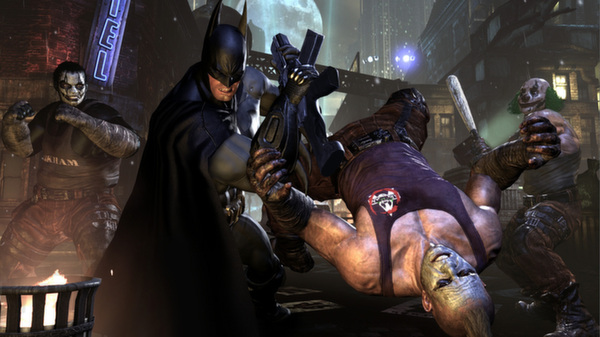 Batman: Arkham City – Game of the Year Edition - PROPHET