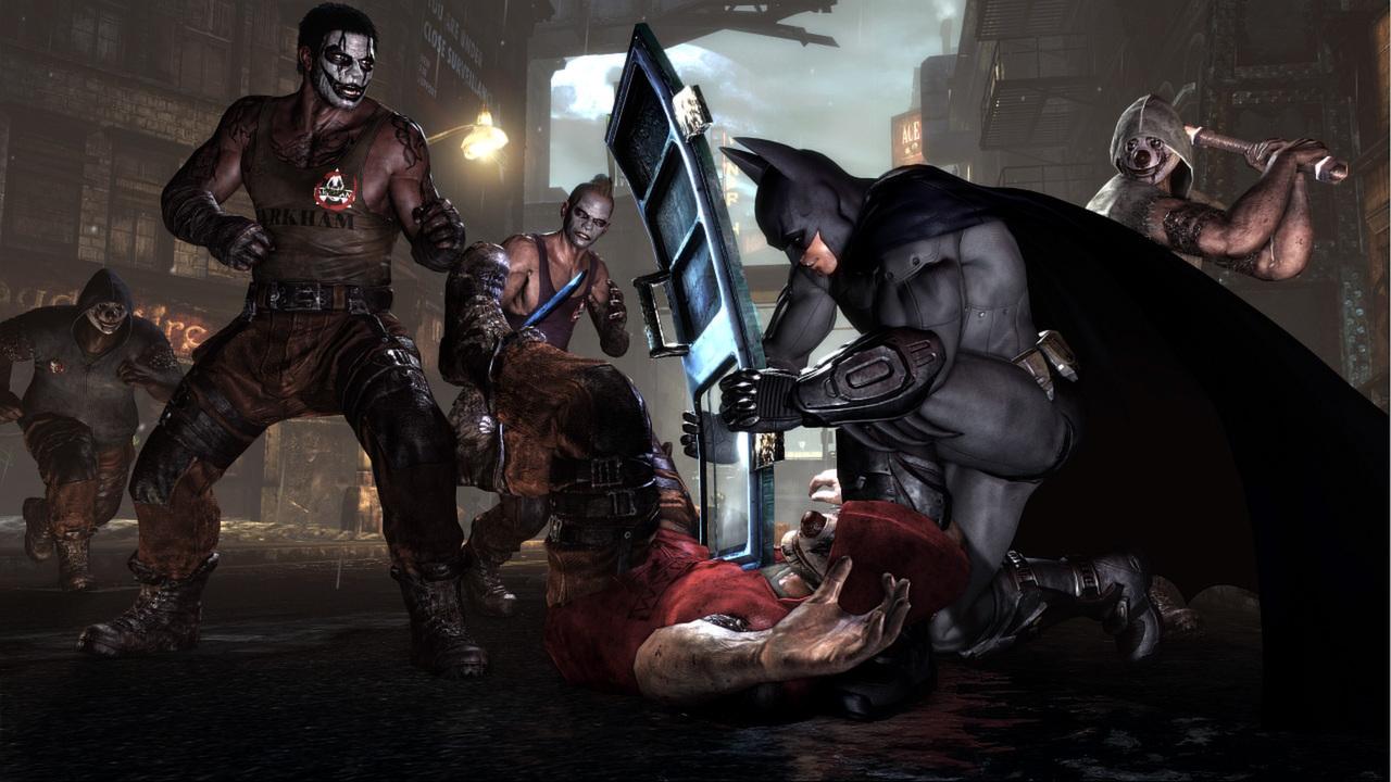 batman arkham city demo download pc free