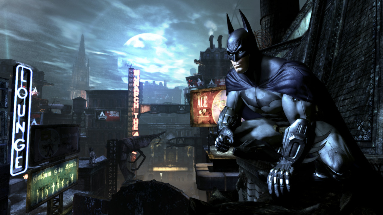 Download Batman: Arkham City – Game of The Year Edition ...