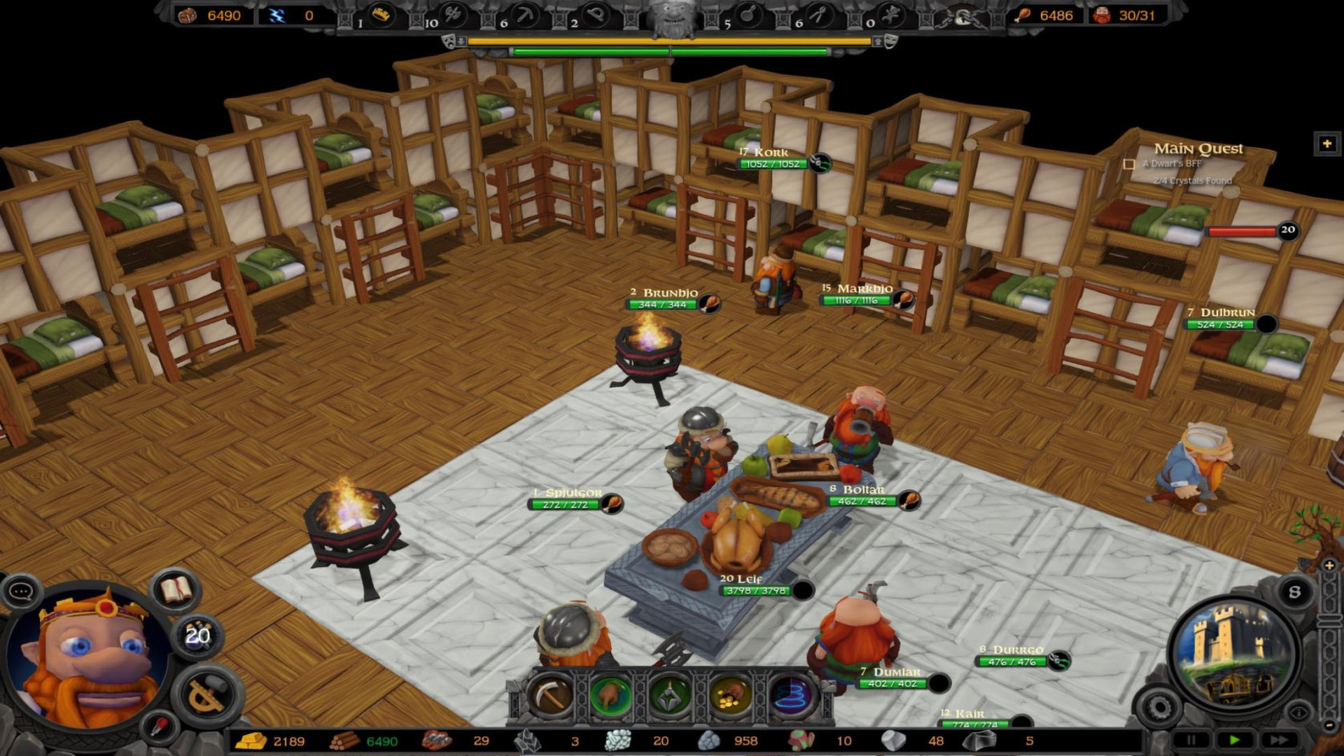 save 80 on a game of dwarves on steam