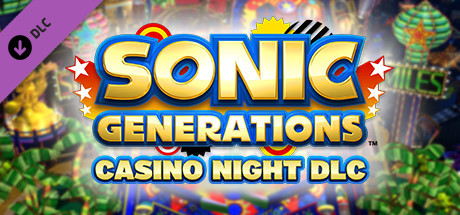 Sonic Generations - Casino Nights DLC