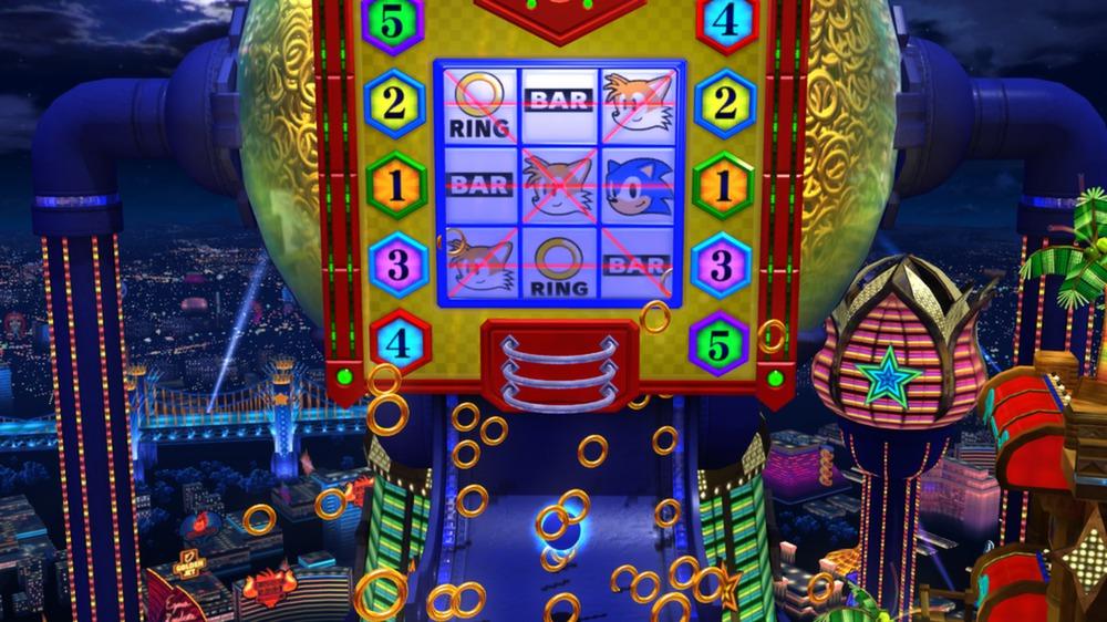 Casino sonic generations is gambling a sin