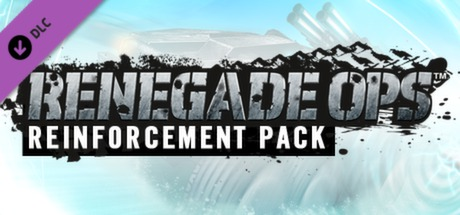 Купить Renegade Ops - Reinforcement Pack (DLC)