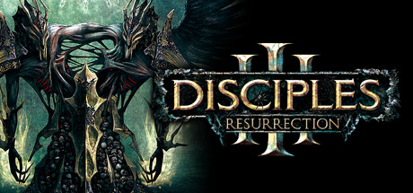 Game Banner Disciples III - Resurrection
