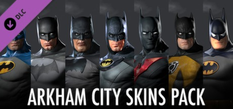 Batman Arkham City: Arkham City Skins Pack
