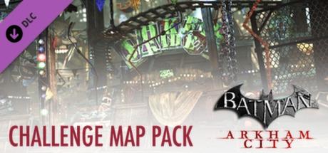 Batman Arkham City: Challenge Map Pack