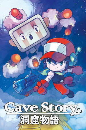 Cave Story+ poster image on Steam Backlog