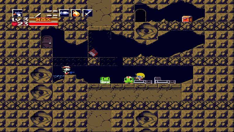 cave story editor