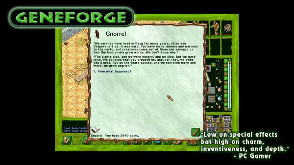 Geneforge 1
