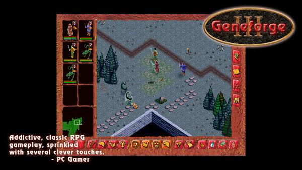 Скриншот из Geneforge 3