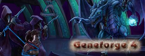Geneforge 4: Rebellion - 基因制造 4:反叛