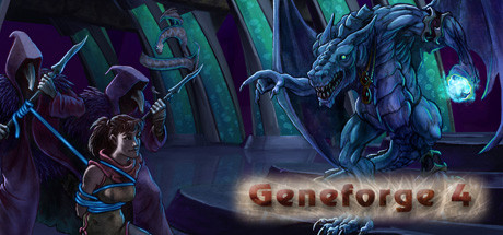 Geneforge 4 cover art