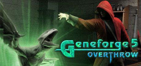 Geneforge 5 cover art