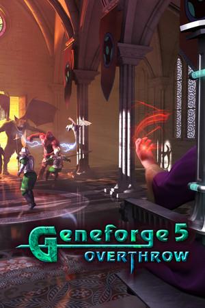 Geneforge 5: Overthrow poster image on Steam Backlog