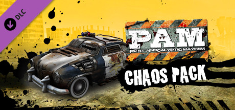 Купить Post Apocalyptic Mayhem: DLC - Chaos Pack