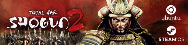 , Total War: SHOGUN 2, P2Gamer