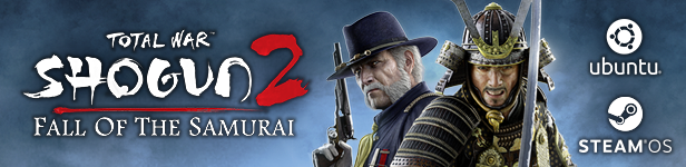 , Total War: Shogun 2 – Fall of the Samurai, P2Gamer