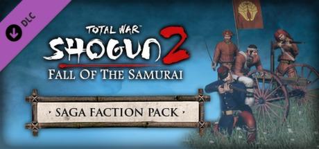 Total War: Shogun 2 - Fall of the Samurai  The Saga Faction Pack