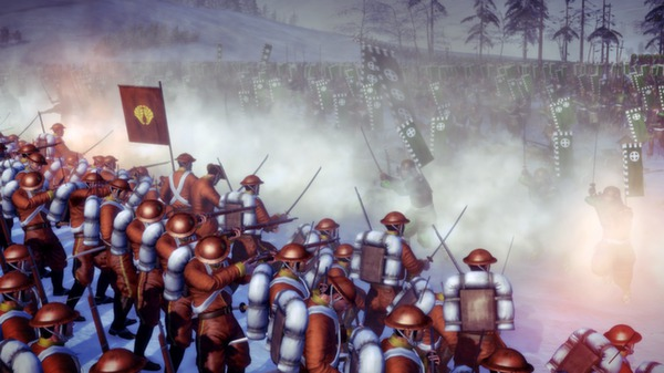 Total War Saga: FALL OF THE SAMURAI – The Saga Faction Pack (DLC)