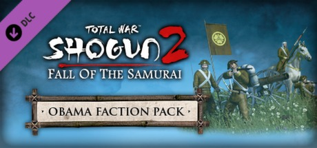 Купить Total War Saga: FALL OF THE SAMURAI – The Obama Faction Pack (DLC)